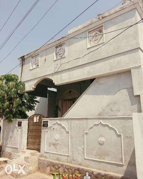 29-06-16-01 Indepandent house for sale in khammam