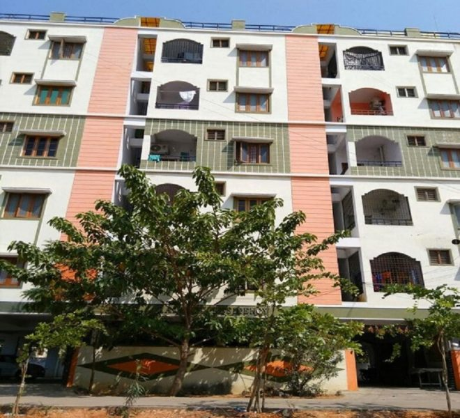Residential Apartment for Sale in rainbow residency, wyra road, Khammam