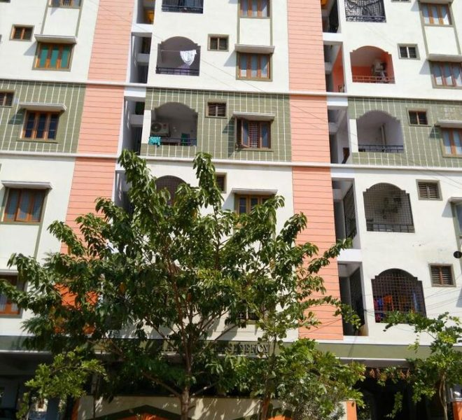 24-06-16-03 Residential Apartment for Sale in rainbow residency, wyra road, Khammam