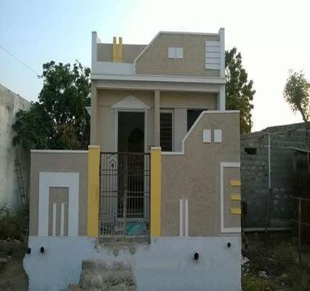 04-07-16-06, New constructed house in khammam