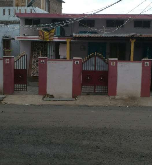 11-07-16-04, Residential land and house for sale in khammam
