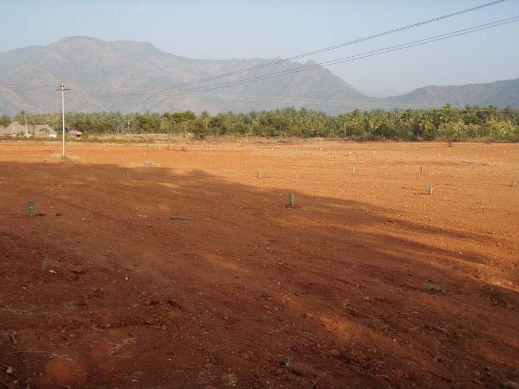 Residential land for sale in khammam